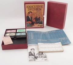 MIB Unplayed 1971 3M Bookshelf Game - Executive Decision Big Business Ma... - $22.23