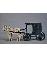 Amish Horse & Buggy Wood Tack Room Toy Puzzle H... - $13.99