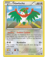 Hawlucha 97/114 Uncommon XY Steam Siege Pokemon... - $0.49
