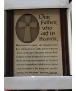Our Father Prayer Frames New in Box  - $6.99