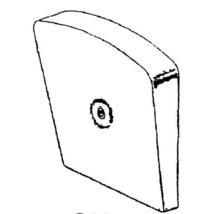 CAP COVER for Hobart Mixer D-300 OEM Part/Model No. 289326 281575 - $160.00