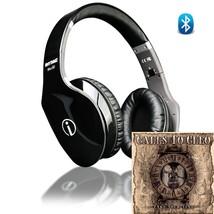 Bluetooth Wireless Headphones  NEW-Rhythmz Gesture Control FREE MUSIC CD - $92.10