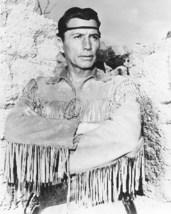 Jay Silverheels Tonto Lone Ranger Vintage 11X14  BW Western TV Memorabil... - $13.95