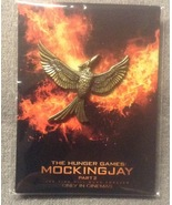 The Hunger Games Mockingjay Part 2 Pin Prop Rep... - $5.99