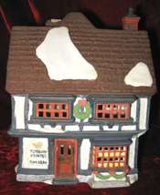 Dept 56 Dickens Village Tutbury Printer 55689 1990 - $21.50