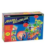 Playgo MARBLE RACE DELUXE - OVER 100 PCS ~NEW~ - $45.59