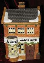 Dept 56 Dickens Village Geo Weeton Watchmaker 59269 - $19.95