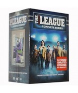 The League series 1-7  (DVD, 2016, 14-Disc Set) Brand New Sealed, Free s... - $138.99