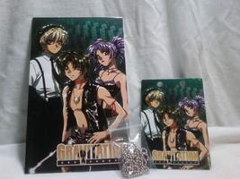 Gravitation Promo V.I.P. Backstage Pass / Badge * Anime - $9.88