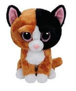 Ty Beanie Boos Buddy 9'' Plush TAURI the CAT, M... - $10.49