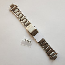 Genuine Replacement Watch Band 16mm Stainless Steel Bracelet Casio EFR-5... - $43.60