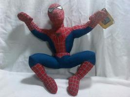 "Spider-Man 2 ""Spider-Man"" Plush * Marvel Comics - $4.88"