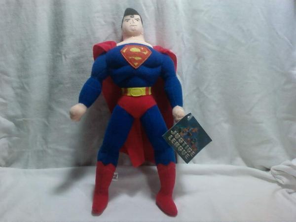 "Justice League ""Superman"" Plush * DC Comics"