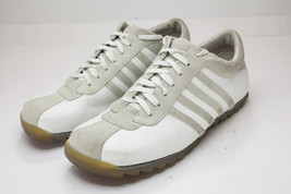 Steve Madden 11 White Fashion Sneakers Men's Shoes - $32.00