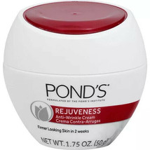 POND'S Rejuveness Anti Wrinkle Cream Firm Skin Visible Reduce Lines Rene... - $7.49