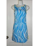 24e2e2cd2b92c3 NWT LILLY PULITZER RESORT WHITE JOE FISH DELIA SHIFT DRESS 4 - $62.99