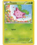 Hoppip 3/114 Common XY Steam Siege Pokemon Card - $0.39