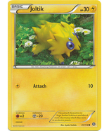 Joltik 41/114 Common XY Steam Siege Pokemon Card - $0.39