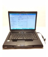 Toshiba Satellite Core 2 Duo 2.0Ghz 2gb memory Laptop - Tested No AC No HDD - $50.99