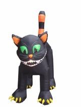 11 FOOT Party Halloween Inflatable Huge Black Cat Yard Decoration Prop B... - $110.00