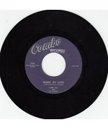 CARL ELL & BUDDIES ~Bobby My Love*M-45 ! - $24.24