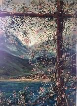 Flower Covered Trellis By Malenda Trick- Chandler - $1,050.00