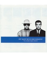 Pet Shop Boys Discography: The Complete Singles Collection [Audio CD] Pe... - $5.00