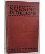 Nursing in the Home by Lee H. Smith 1922 Fifth Edition - $6.99