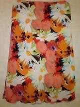 JBX Women's Floral Skirt - Size 8 - £10.66 GBP