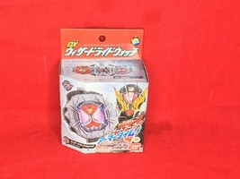 BANDAI Kamen Rider Zi-O DX WIZARD Ride Watch JAPAN OFFICIAL IMPORT - $39.11