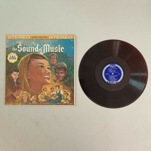 Rodgers And Hammerstein's New Musical The Sound Of Music Vinyl Record 96... - $29.69