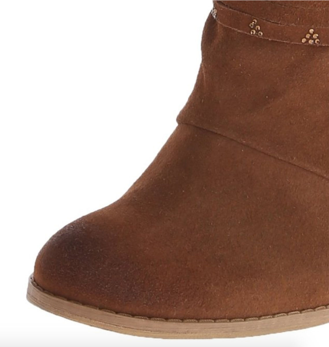 monkey boots suede leather jeweled and 50 similar