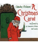 Christmas Carol [Audio CD] Olivier, Lawrence and Dickens, Charles - $1.00