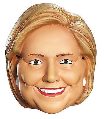 Hillary for Prison Adult Halloween Orange Prisoner Jumpsuit Mask Costume XL