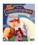 Disney's Animated Storybook Hercules [CD] Windows 95 - $1.00