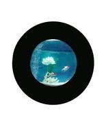 Fish Aquarium Wall Art Mounted Tank Decor Black Net Reef Filter Tempered... - $197.45