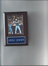 ANDRE DAWSON PLAQUE MONTREAL EXPOS BASEBALL MLB - $2.56