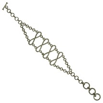 925 sterling silver plain bracelet jewelry, popular design bracelet - $54.40