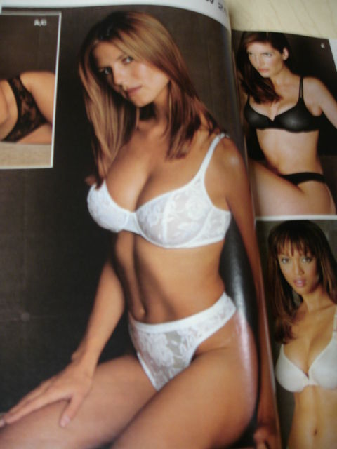 Victoria S Secret 1999 Semi Annual Sale Winter Stephanie Seymour Tyra Banks E1125165022663603m