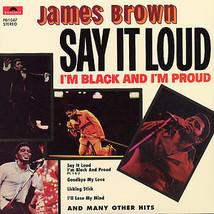 James Brown-Say It Loud-I'm Black And I'm Proud Vinyl Album - £7.65 GBP