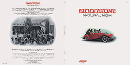 Bloodstone - Natural High - 12inch Vinyl Record - £8.42 GBP