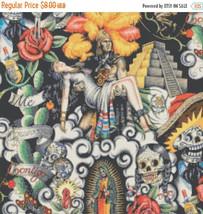 H. Contigo mexican history - 220 x 320 stitches - Cross Stitch Pattern L847 - $3.99