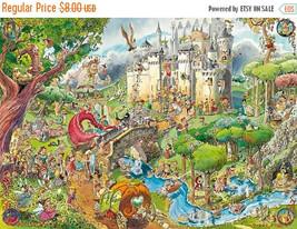 Heye Fairy Tales - 496 x 353 stitches - Cross Stitch Pattern L654 - $3.99