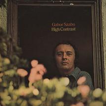 Gabor Szabo and Bobby Womack - High Contrast LP Vinyl Record - £15.31 GBP
