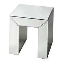 Mirrored Accent Table Cube Horchow Neiman Marcus  $499 - €318,62 EUR