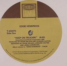 Eddie Kendricks - Boogie Down / Keep On Truckin' 12inch Vinyl Record - £6.88 GBP