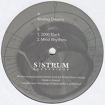 Patrice Scott - Analog Dreams 12inch Vinyl Records - £7.65 GBP