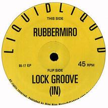 Liquid Liquid - Rubbermiro / Lock Groove (In) 12inch Vinyl Record - £5.35 GBP