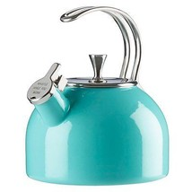 Kate Spade New York 2.5-Qt. Tea Kettle – Turquoise - $96.24