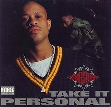 Gang Starr feat. Nice & Smooth - Take It Personal/ Dwyck - 12inch Vinyl ... - £7.21 GBP